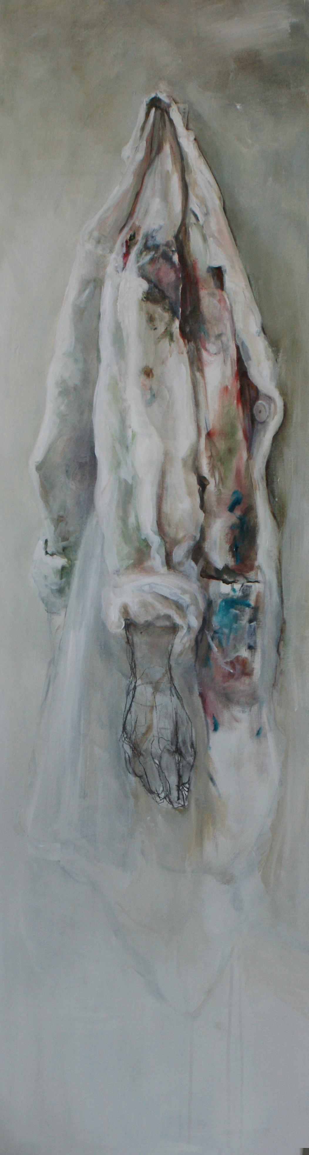 180x50 acrylics on canvas